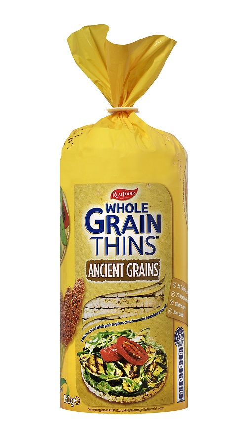 Whole Grain Thins Ancient Grains