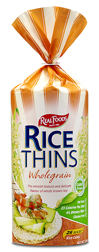 Wholegrain 150g Rice Thins