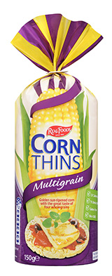 Corn Thins Multigrain