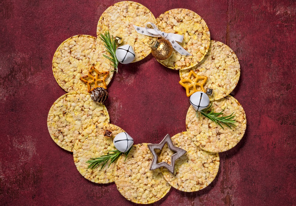 Christmas & Hanukkah with CORN THINS